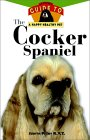 Click link to order The Cocker Spaniel