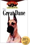 Click link to order The Great Dane: An Owner's Guide