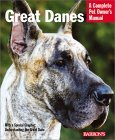 Click link to order Great Danes: A Complete Owner's Manual