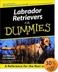 Click link to order Labrador Retrievers for Dummies