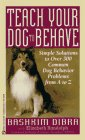Click the link to order Teach Your Dog to Behave